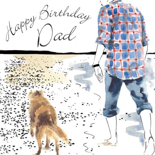 NES76 – Dad Happy Birthday Card
